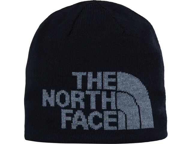 The North Face Highline Beanie TNF Black/TNF Medium Grey Heather